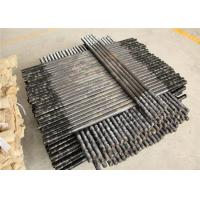 China Black Heavy Duty M10 Anchor Bolts For Concrete Foundation High Strength wholesale
