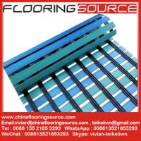 China Heavy Duty PVC Grid Matting for Non slip Wet Area Matting Barefoot Mat Runners wholesale