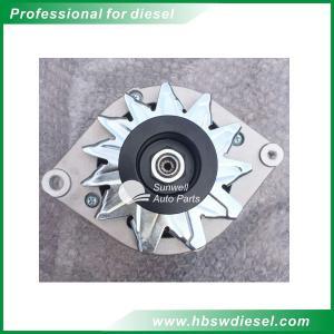 China Bosch 12 Volt Dc Alternator 0120484026 3282554 Cummins 6BTA5.9 Engine Supply wholesale