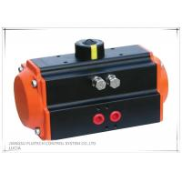 China Integrated Design Pneumatic Rack And Pinion Actuator AT - DA92 ISO 5211 Standard wholesale