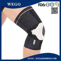China Knee Sleeve Compression Brace - Elastic Support & Side for Runner's Knee, Jumper's Knee, Arthritis Pain, ACL wholesale