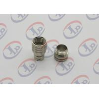 Buy cheap Aviation Custom OEM CNC Machining Parts Nickel Plated Combination Copper Nuts from wholesalers