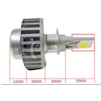 China LED Motorcycle Headlight Assembly 6000K Hi/Lo Bi-xenon bulb 18w Headlight Kit CREE LED wholesale