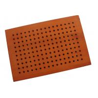 Buy cheap Decorative Material Wooden Sound Absorbing Board Studio Room Perforated Acoustic Panel from wholesalers