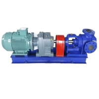 China NYP 2.3 Oil Transfer Gear Pump Rotary Motor Petroleum Chemical Industry on sale