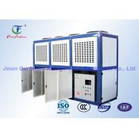 China 220V Danfoss Cold Room Compressor Unit , 1 Phase Freezer Condensing Unit wholesale