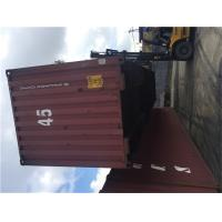 China 20 Feet 2nd Hand Shipping Containers / Used Steel Containers wholesale
