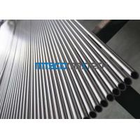 China TP316 / 316L Stainless Steel Instrumentation Tubing With Bright Annealed Surface wholesale