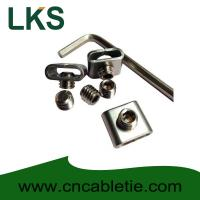 China Screw type Stainless steel Band Buckle LKS-S14,LKS-S38,LKS-S12,LKS-S58,LKS-S34 wholesale