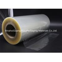 China One Side Flexible Packaging PVDC Coated BOPP Film , Plastic Packaging Film wholesale
