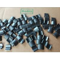 China Y30 Y33 Y35 Grade Ferrite Arc Magnet , Ceramic Motor Arc Segment Magnets wholesale
