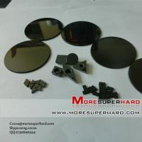 China Polycrystalline diamond(PCD) Cutting Tool Blanks usesd for non-ferrous metals and alloys wholesale