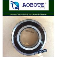 FAG 6212-2RSR Single Row Deep Groove Ball Bearings Low Vibration