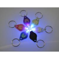 China 395NM UV Keychain Black Light LED Flashlight wholesale