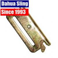 China Customized Stainless steel Ratchet Strap Hooks 50mm E Fitting 4500LBS wholesale