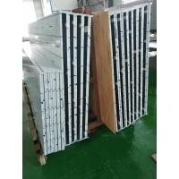 China Silver Aluminum Honeycomb Panels 12mm Thickness Anti - Static Corrosion Resistance wholesale
