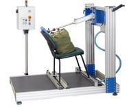China Chair Back Cyclic Durability Tester Furniture Testing Machines Fatigue Test Machine wholesale