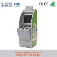 Quality Self Service Change Pay Touch Kisok , outdoor retail kiosk For Banking for sale