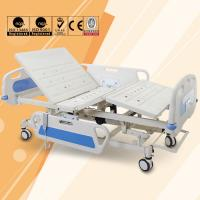 China MD-M02 Semi Automatic Hospital Bed , ICU Hospital Bed For Patient wholesale
