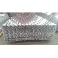China Professional Corrugated Aluminium Sheet 600 * 600mm For Wall Panel Non - Magnetic wholesale
