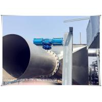 China Blue Heavy Duty Air Operated Actuator Directly Mounting For Butterfly Valve wholesale