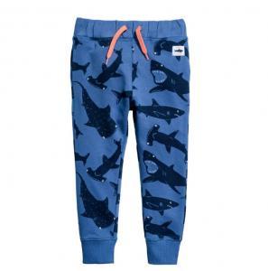 China Customized Color Soft kids Clothes Comfortable Cotton Garment boys pants wholesale