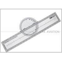 China Durable Lexan Plastic Rotating Flight Plotter for Flight School Students CP-R wholesale