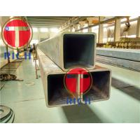 China Stainless Steel Structural Tubing , Seamless Hollow Structural Steel Pipe wholesale