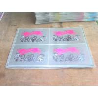 China Lenticular 3D specialty printing sheet lenticular t-shirt printing lenticular printing on fabric from OK3D lenticular wholesale