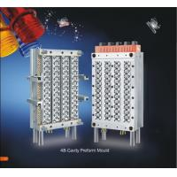 China 48--cavity preform mould with hot runner wholesale
