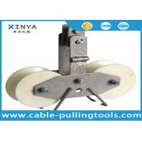 Buy cheap 25KN OH Line Stringing Wheel Tandem Unit Stringing Pulley For Stringing from wholesalers