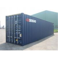 China Ocean Transport High Cube Shipping Container 45 Foot With Forklift Hole wholesale