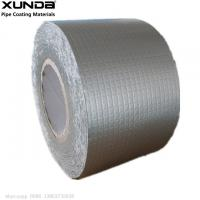 China Pipe Anti Corrosion Tape Oil Gas Water Pipeline Tube With PE/PP/ALu Backing on sale