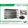 China  Medium Duty Supermarket grocery store display racks and shelf South Korea Style  for sale
