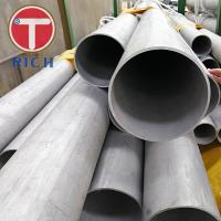 China Torich Duplex Stainless Steel Tube Astm A789 Seamless For Ship Building on sale
