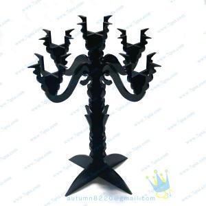 China Crystal Pewter Candle Holder wholesale