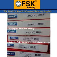 China SKF 6320/C3 Deep Groove Ball Bearing Big Clearance Low Noise Ball Bearings wholesale