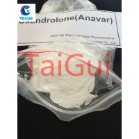 China Taigui Steroid Oxandrolone Anavar Oral Anabolic Steroids 99.9% Anavar ISO9001 wholesale