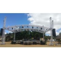China Highly Used Oudoor Event Aluminum Stage Lighting Truss With Canopy wholesale