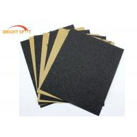 China P120 Polishing Waterproof Silicon Carbide Sandpaper Abrasive 230MM X 280MM wholesale