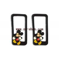 China New Fashion Mobile Phone Silicone Cases , Protector Frame For Iphone 5 / 5S wholesale