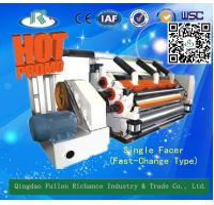 China W02B Modular Style Paper Board  Corrugating Machine Single Facer wholesale