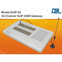 China 32 Port SMS GoIP Asterisk GSM Gateway Router With Relay / VPN wholesale