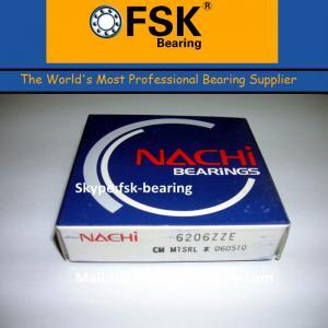 China China Nachi Bearing Factory Nachi 6206ZZ Bearing Trolley Wheel Bearings wholesale