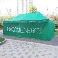 Quality Promotion Pop Up Trade Show Tents 40 Mm Hexagon Profile Nylon Connector for sale