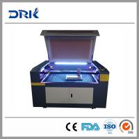 Laser Engraving Cutting Machine For Leather Tube Option