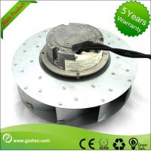 China similar EBM EC Motor Fan Blower , Backward Curved Centrifugal Duct Fan wholesale