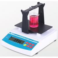 China AU-300L NEW Design Original Factory Price Liquids Density Meter , Electronic Densimeter , Density Measuring Device on sale