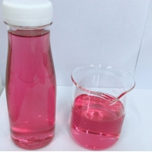 China Pink Coloring Liquid Organic Foliar Spray Fertilizer 20%min wholesale