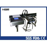 China Multi Printing Head High Resolution Inkjet Printer Computer Connected With Roman Number wholesale